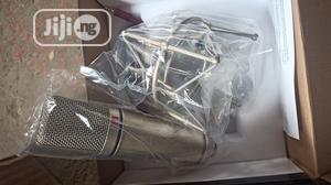 Pro U87 Condenser Microphone   Audio & Music Equipment for sale in Lagos State, Oshodi