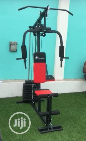 Heavyweight Sit Up Bench With Strings | Sports Equipment for sale in Lagos State, Surulere