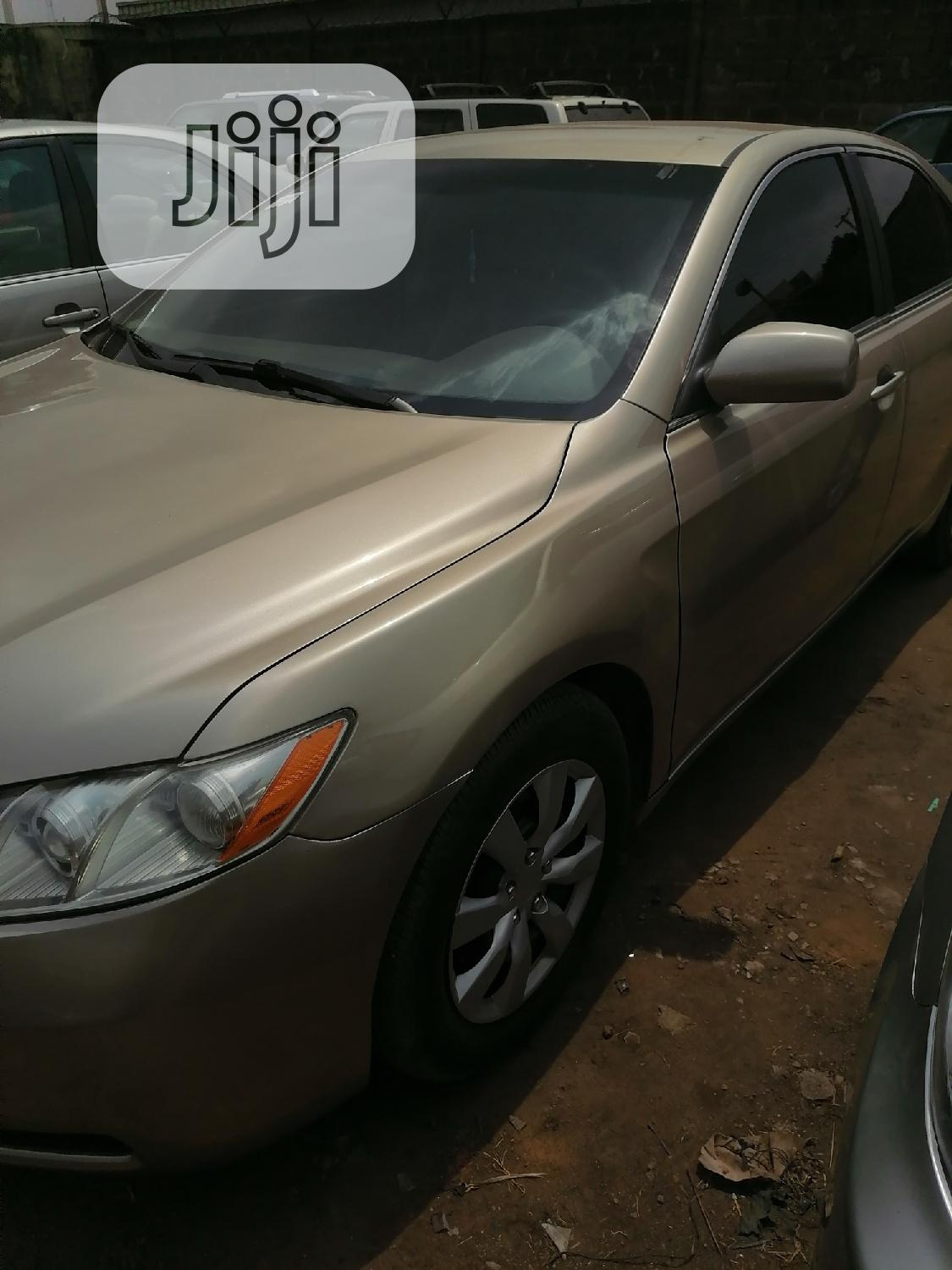 Toyota Camry 2007 Gold   Cars for sale in Ikeja, Lagos State, Nigeria