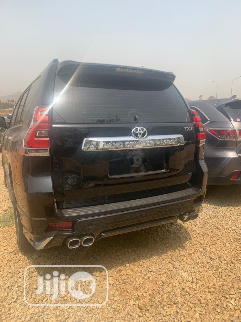 New Toyota Land Cruiser Prado 2019 Limited Black | Cars for sale in Gwarinpa, Abuja (FCT) State, Nigeria