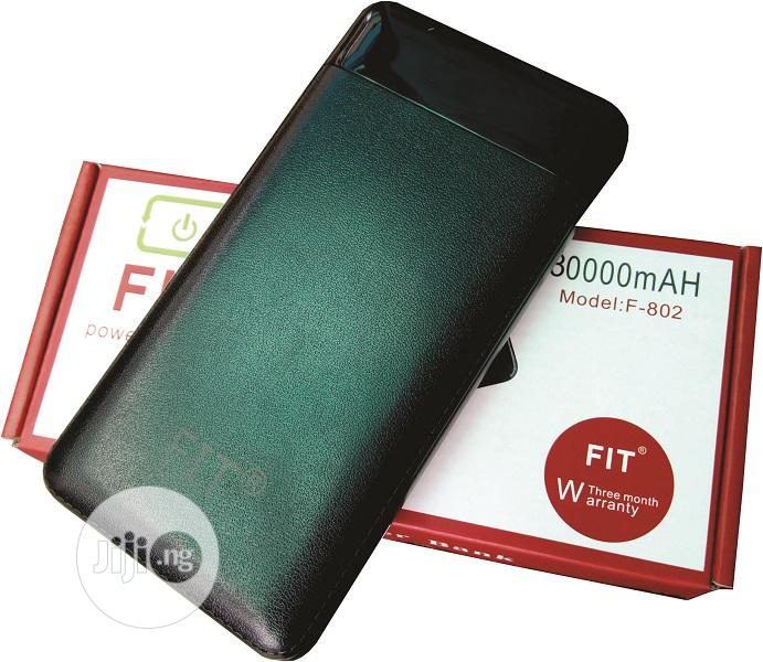 FIT 30000mah Power Bank | Accessories for Mobile Phones & Tablets for sale in Ikeja, Lagos State, Nigeria