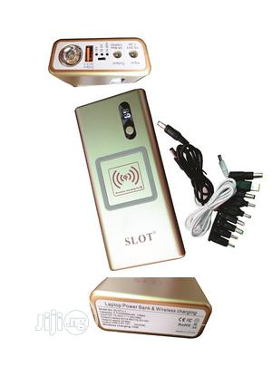 Slot Laptop Power Bank Wireless Charging - 40000mah   Accessories for Mobile Phones & Tablets for sale in Lagos State, Ikeja