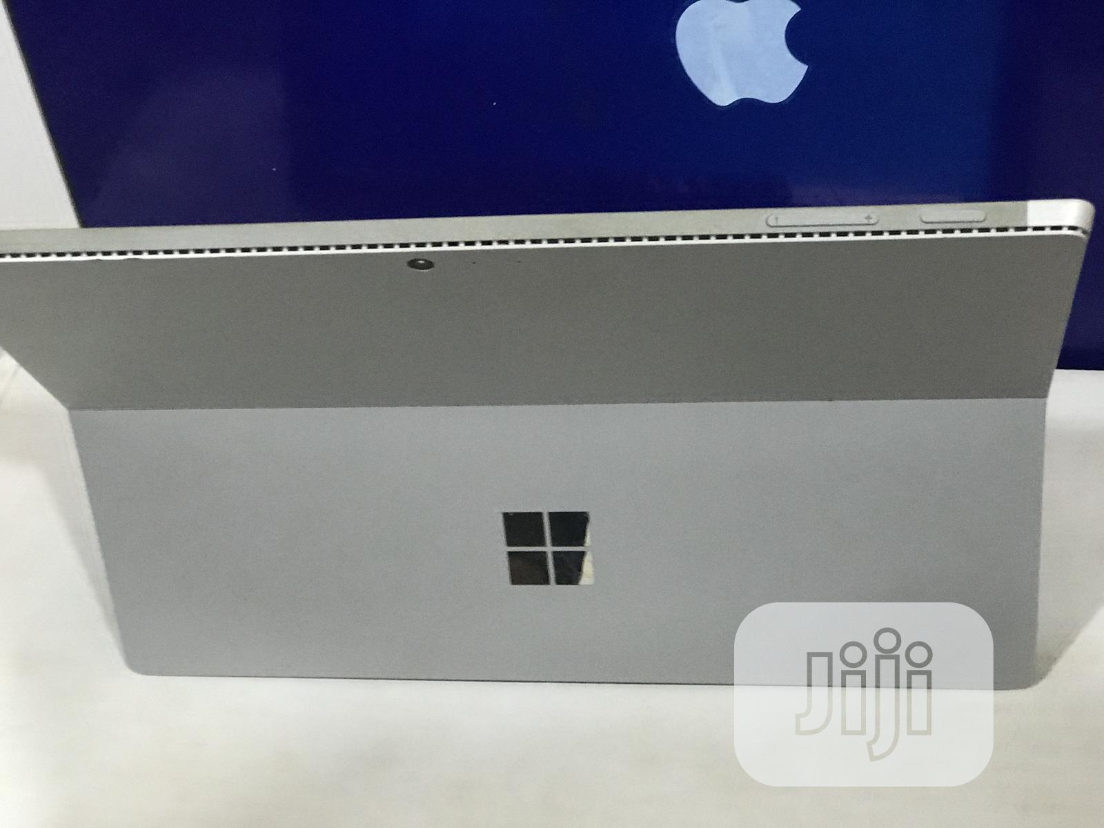 Laptop Microsoft Surface Pro 4 8GB Intel Core I5 SSD 256GB | Laptops & Computers for sale in Ikeja, Lagos State, Nigeria