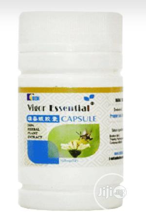 Kedi Vigor Essential Capsule - Prostate Virility and Vigor.   Vitamins & Supplements for sale in Lagos State, Surulere