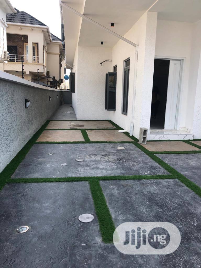Neatly Built 5bedroom Fully Detached Duplex With Bq