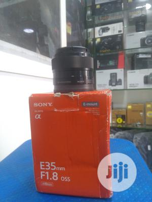 Sony 35mm F1.8 Oss E-Mouth   Accessories & Supplies for Electronics for sale in Lagos State, Ikeja