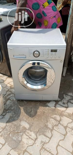8kg Wash and Spin Washing Machine for Sale. Working Well | Home Appliances for sale in Lagos State, Surulere