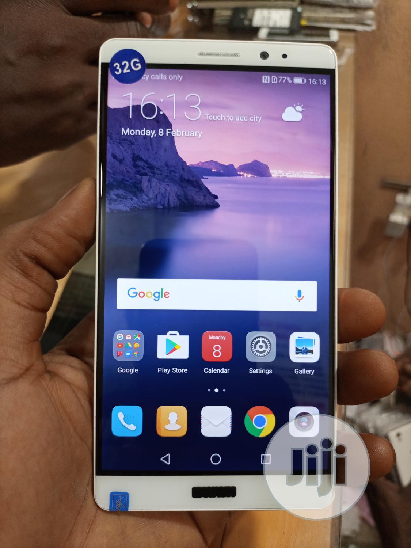 Huawei Mate 8 32 GB Gray | Mobile Phones for sale in Ikeja, Lagos State, Nigeria