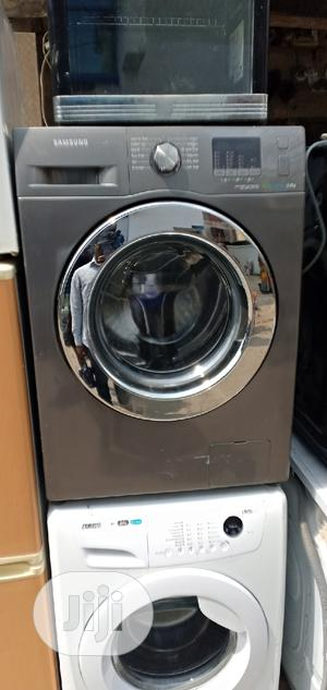 Samsung 8kg Wash and Spin Washing Machine for Sale. | Home Appliances for sale in Lagos State, Surulere