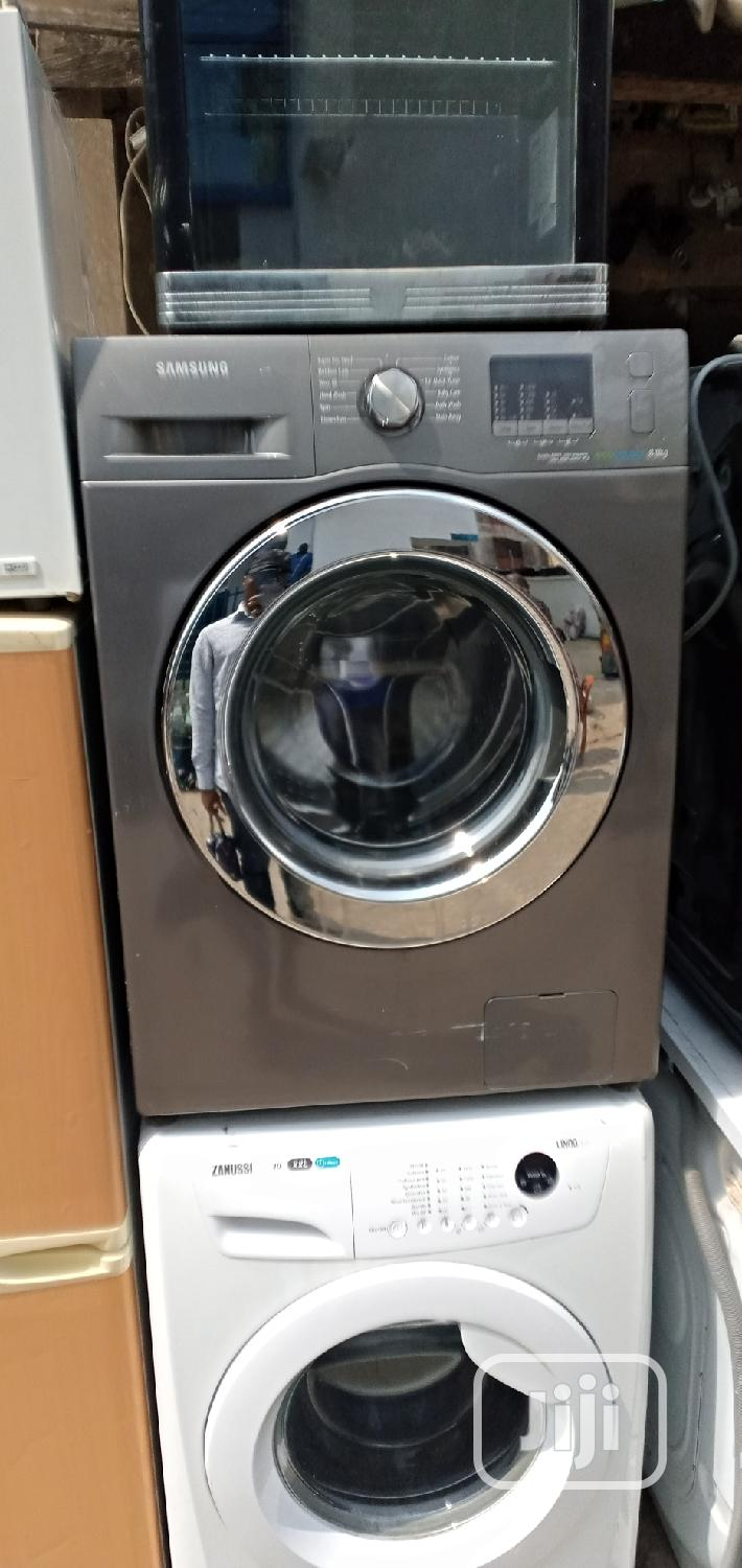 Samsung 8kg Wash and Spin Washing Machine for Sale. | Home Appliances for sale in Surulere, Lagos State, Nigeria