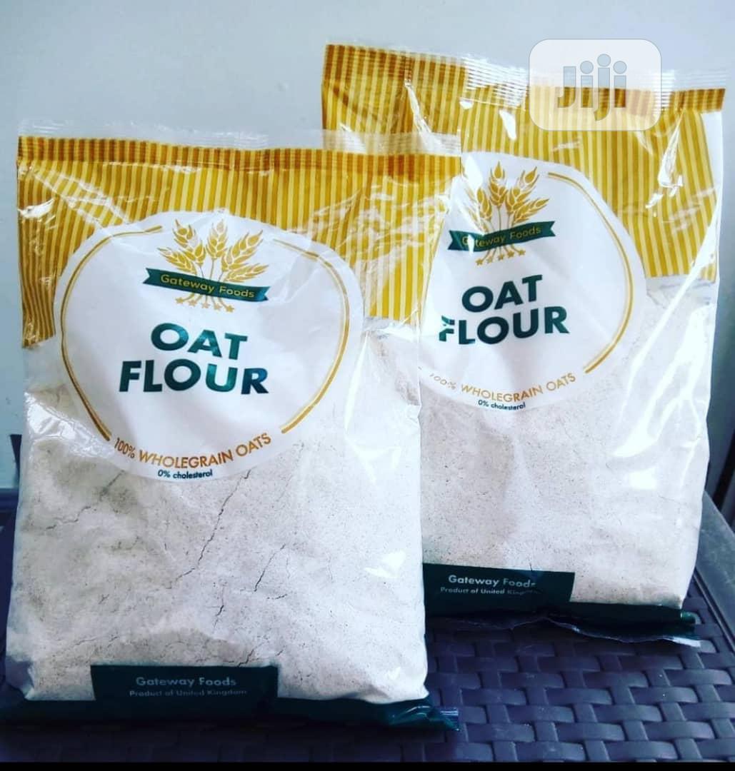 Gateway Oat Flour 3kg