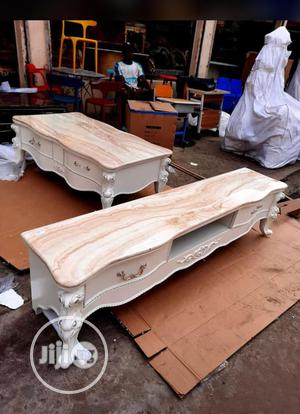 Set of Shelves Marble Top   Furniture for sale in Lagos State, Ojo