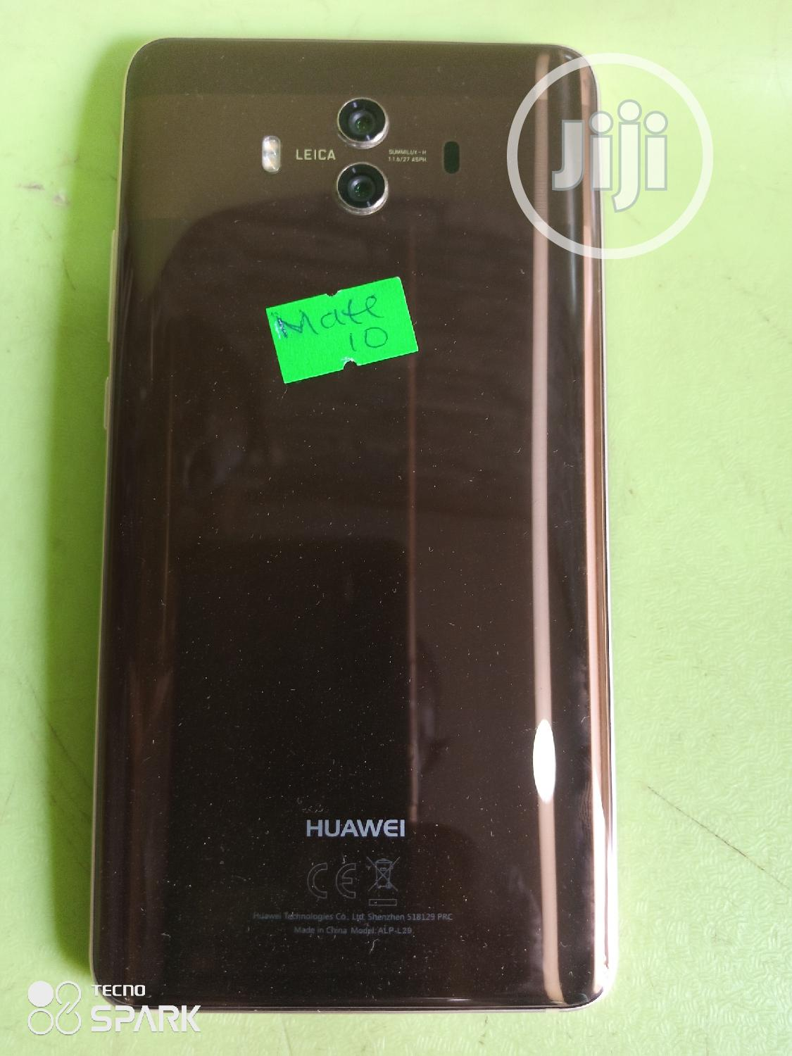 Huawei Mate 10 64 GB | Mobile Phones for sale in Ikeja, Lagos State, Nigeria