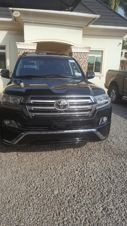 Toyota Land Cruiser 2016 4.6 V8 GXR Black | Cars for sale in Amuwo-Odofin, Lagos State, Nigeria