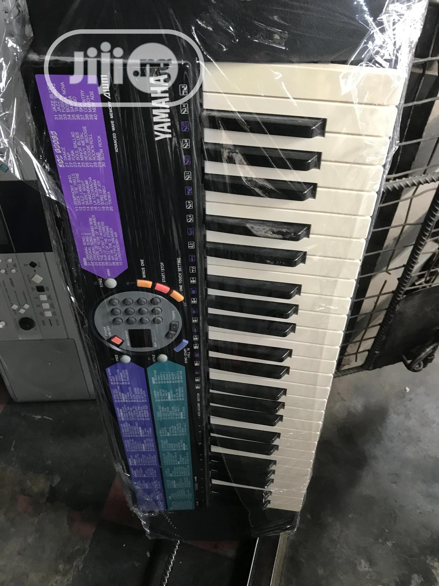Archive: Yamaha Keyboard