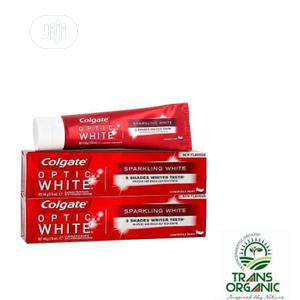 Colgate Optic White Toothpaste | Bath & Body for sale in Cross River State, Calabar