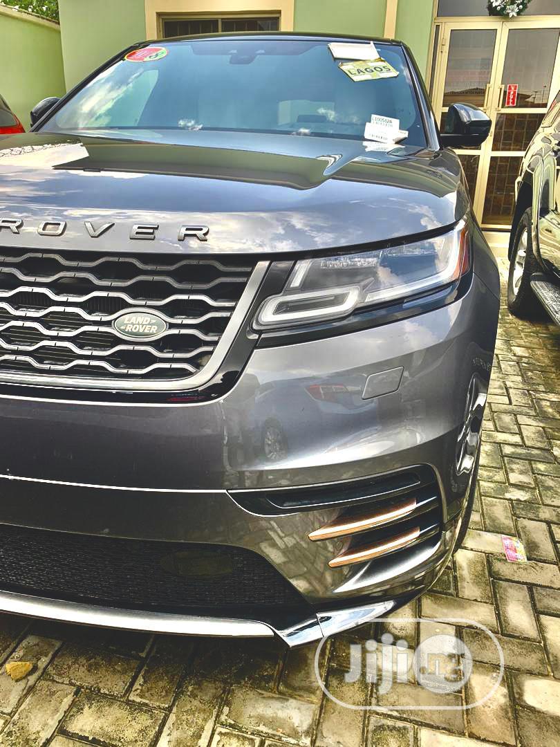 Land Rover Range Rover Velar 2018 Gray | Cars for sale in Ikeja, Lagos State, Nigeria