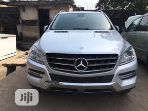 Mercedes-Benz M Class 2015 Silver | Cars for sale in Lagos State, Apapa