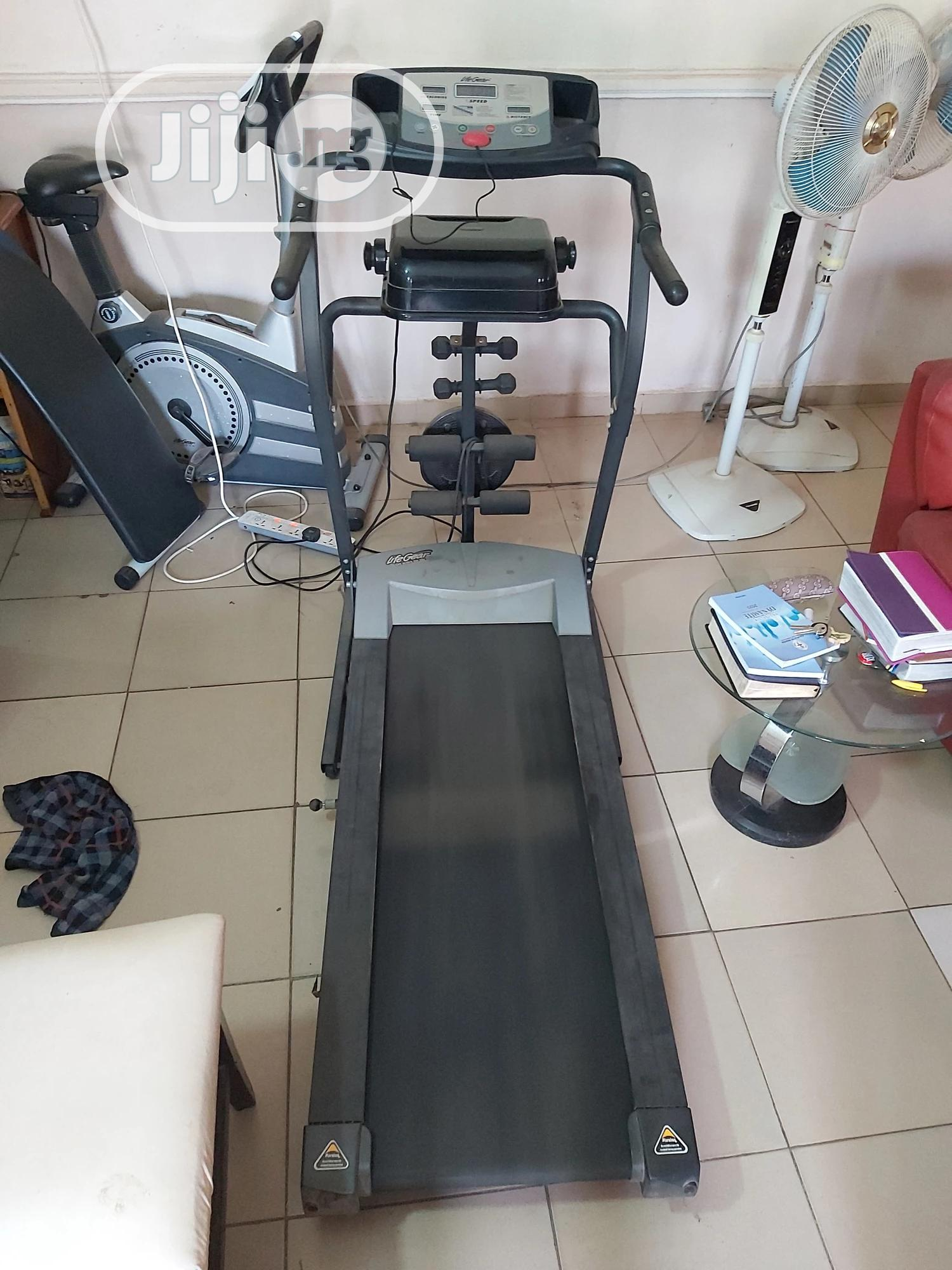 Archive: A Life Gear Treadmill