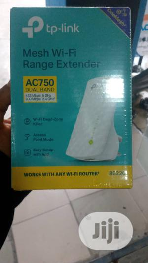 Tp-Link Range Extender Re 220 | Networking Products for sale in Lagos State, Ikeja
