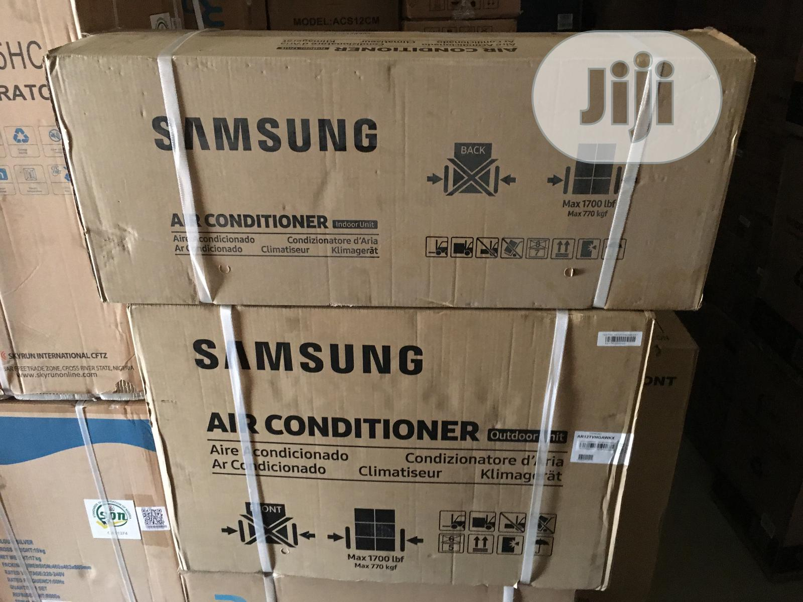 Samsung Original Inverter Spilt 1.5horse Power Air Condition | Home Appliances for sale in Ajah, Lagos State, Nigeria