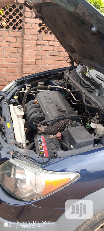 Archive: Pontiac Vibe 2010 2.4 GT Blue