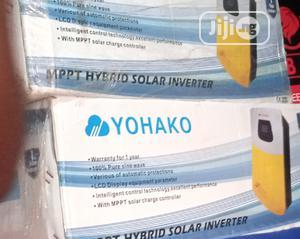 Yohako Hybrid Inverter 5kva 24v | Electrical Equipment for sale in Lagos State, Ikeja