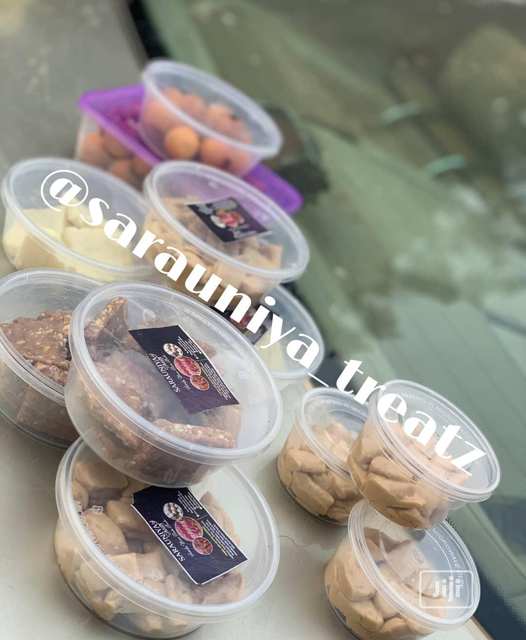 Archive: Treats and Snacks