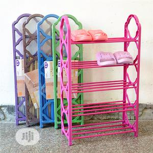 5 Steps Shoe Rack | Home Accessories for sale in Lagos State, Ifako-Ijaiye