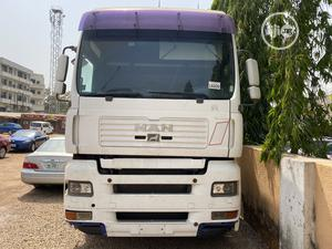 Foreign Used White MAN Low Bed Truck   Trucks & Trailers for sale in Abuja (FCT) State, Central Business Dis