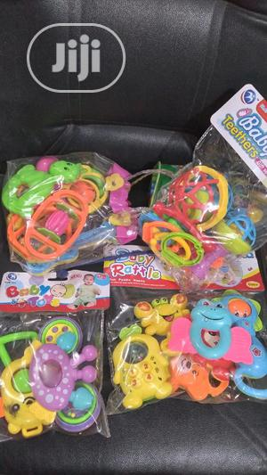 Set of Rattle | Toys for sale in Lagos State, Ojota