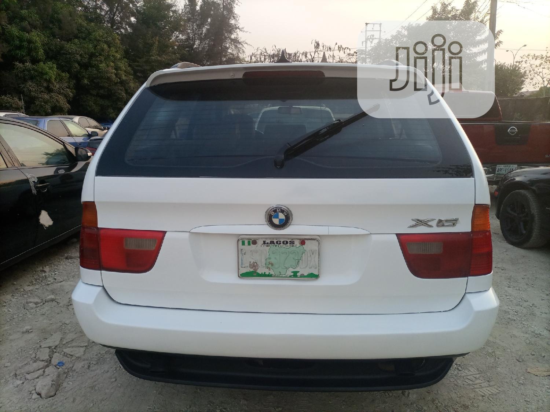 BMW X5 2003 White