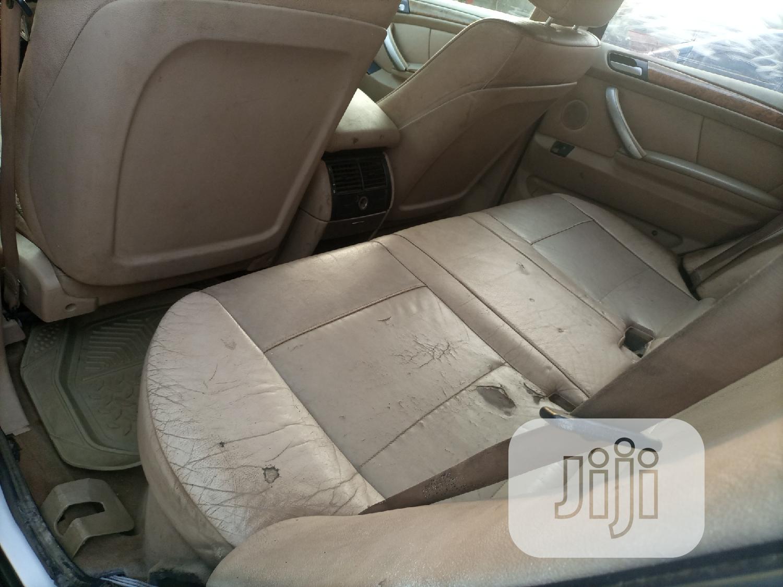 BMW X5 2003 White | Cars for sale in Jabi, Abuja (FCT) State, Nigeria
