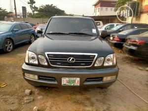 Lexus LX 2001 Black | Cars for sale in Lagos State, Ikeja
