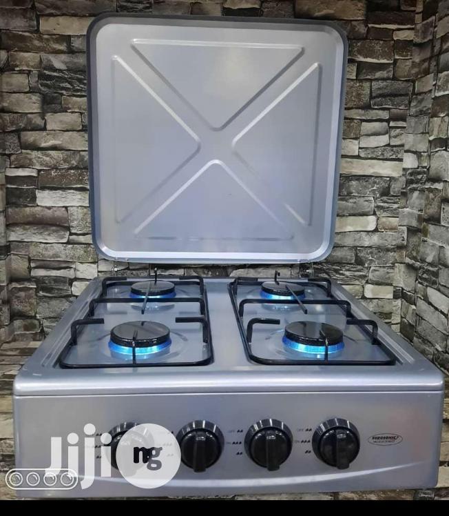 Eurosonic Four Burner Gas Stove   Kitchen Appliances for sale in Ifako-Ijaiye, Lagos State, Nigeria