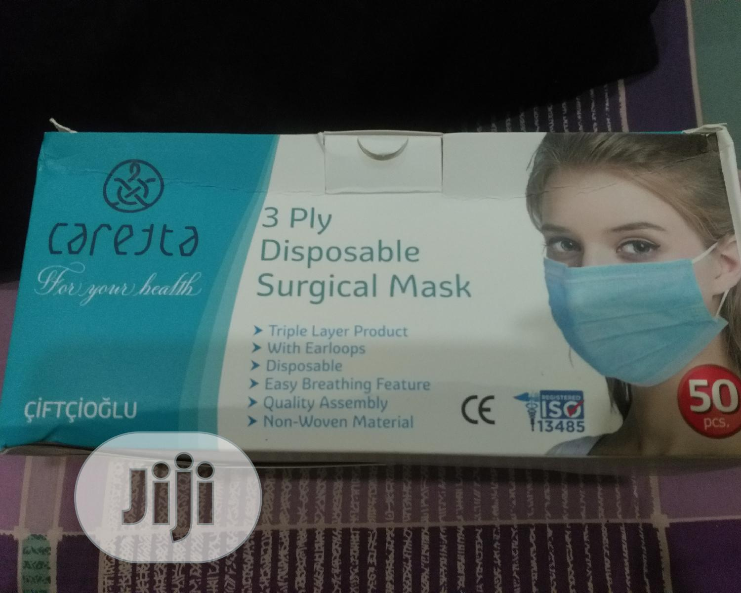 Archive: Disposable Face Mask