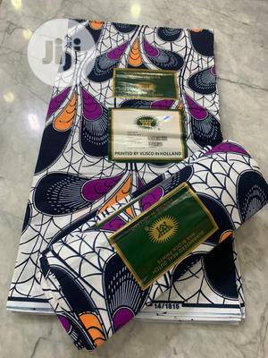 Vlisco Holland Wax Ankara Fabric | Clothing for sale in Lagos State, Lekki