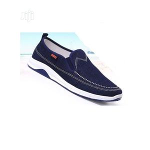 Leoson Unisex Leisure Fashion Sneaker - Deep Blue | Shoes for sale in Lagos State, Alimosho