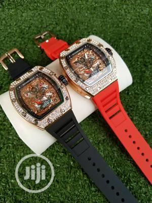 Richard Mille Fashion Wrist Watch | Watches for sale in Lagos State, Victoria Island
