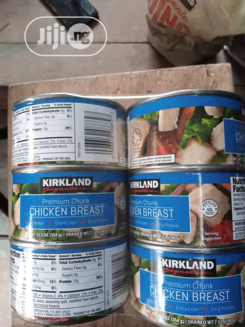Archive: Kirkland Chicken Signature Chicken Breast