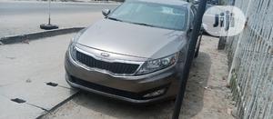 Kia Optima 2013 Gray   Cars for sale in Delta State, Warri