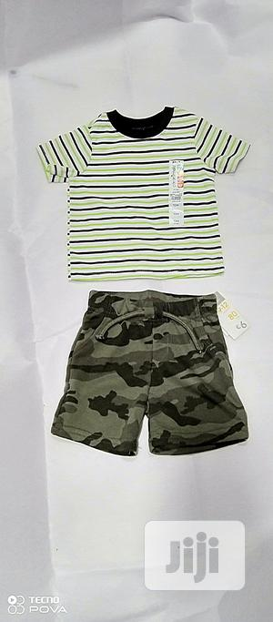 Polo Tops and Short   Children's Clothing for sale in Lagos State, Yaba