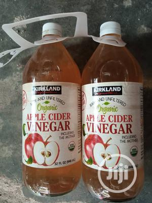 Kirkland Signature Apple Cider Vinegar | Meals & Drinks for sale in Lagos State, Surulere