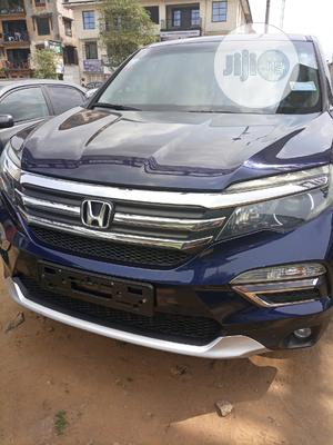 Honda Pilot 2017 Blue | Cars for sale in Rivers State, Port-Harcourt