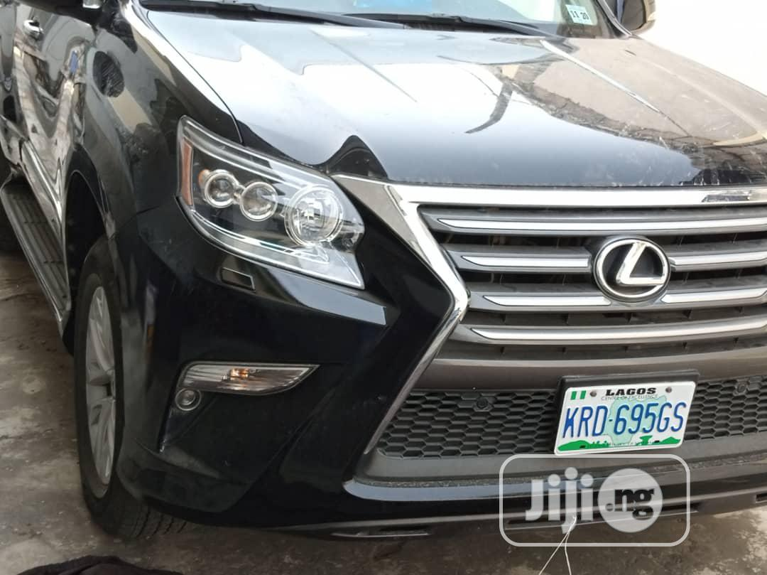 Lexus GX 2016 460 Base Black   Cars for sale in Maryland, Lagos State, Nigeria