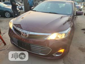Toyota Avalon 2014 Red   Cars for sale in Lagos State, Maryland