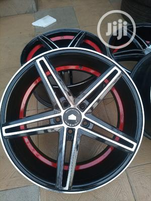 Home of Alloy Rims and Tyres | Vehicle Parts & Accessories for sale in Lagos State, Mushin