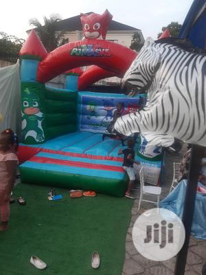 Pj Mask Party Size Bouncy Castle   Party, Catering & Event Services for sale in Lagos State, Surulere