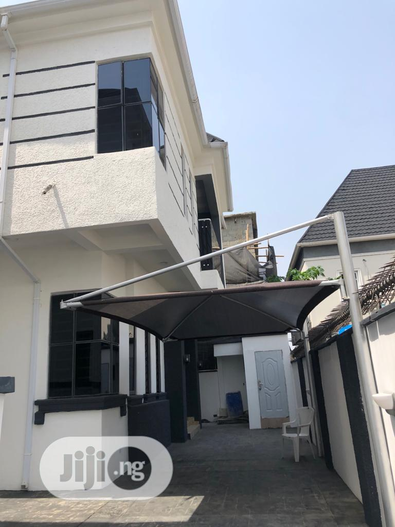 Luxury And Affordable 5 Bedroom Fully Detached Duplex With Bq | Houses & Apartments For Sale for sale in Chevron, Lekki, Nigeria