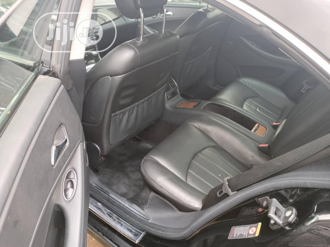 Archive: Mercedes-Benz CLS 2006 63 AMG Black
